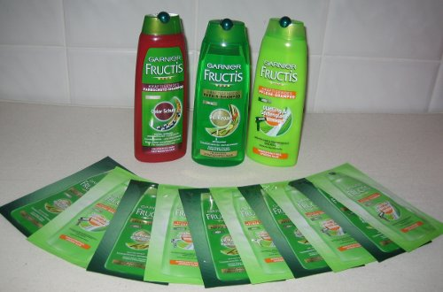 Fructis Packet