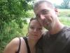 Wir am Leine-Ufer