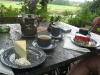 Lecker Cafe und Kuchen