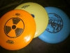 Geliehene Discs
